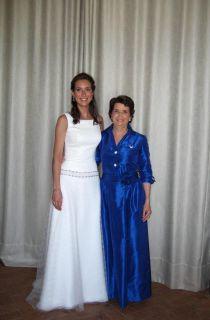 Vestido de fiesta Jordi Anguera